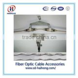 ADSS Cable Fitting Double Suspension Clamps for Long Span Length