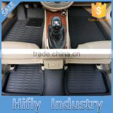 HF-G33 5 Seat High Quality Car Mat PVC Car Floor Mat 3D Car Mat Anti Slip Car Foot Mat