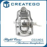 Case hardware tool box latch,aluminum case lock