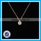 Copper alloy white gold necklace price in malaysia wholesale chinese costume jewellery