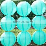 Mint Green Chinese Paper Lantern Home Decoration Wedding Decoration Wedding Suppliers