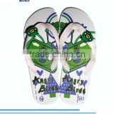 2014 Colorful latest design eva fashion ladies slippers