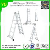custom Aluminium tool stool scaffold work platform fold household multipurpose extension telescopic Ladder
