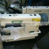 ATR-0303 single needle top and bottom feed lockstitch sewing machine / Leather Industrial Sewing Machine