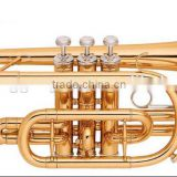 keful bb tone nature Chinese piccolo trumpet