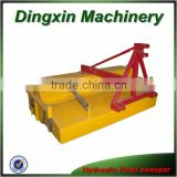 Hydraulic Road Sweeper with fork lift