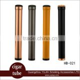 Guangzhou Yujia custom plastic cigar tube wholesale
