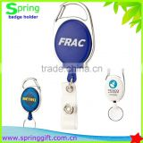 promotion badge holder, retractable badge reel holder,Yoyo id card holder with lanyards                                                                         Quality Choice