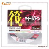 Ilure Low Price 4 Strands PE Floating Fishing Line