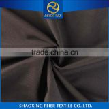 Shrink Resistance Beautiful wool polyester suit fabric from china tr plain twill fabric suiting fabric