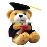 HI EN71 Lovely Graduation Teddy Bear
