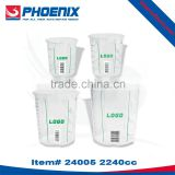 24005 2240ml Paint Mixing Cup