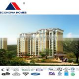 Econova solar system prefabricated steel structure building