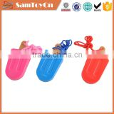 Popular outdoor toys plastic soap bubble blower