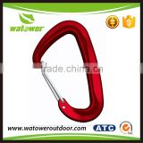 NBWT 3 days sample lead time surface treated straight type carabiner for dog leash                                                                         Quality Choice