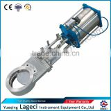 Pneumatic knife gate valve,knife gate valve with pneumatic actuator,air actuated knife gate valve