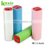 Most Popular External Battery Charger High Quality Gift Slim Power 2200mah with Micro USB Cable for Smart Phone