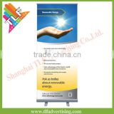 Trade show high quality announcement of the screen , Roll up banners