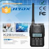 HYDX K28 Transistor Radio Wireless Intercom Hands Free Walkie Talkie