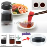 Japanese food kitchenware cookware cooking tools equipment gift items open soy sauce plastic bottle sushi prevent from oxidizing