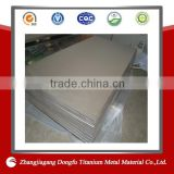 polished titanium sheet titanium grade 2 0.8mm best price for asme sb gr2 titanium plate