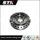 Custom high precision CNC machined metal parts                                                                         Quality Choice