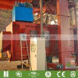 Drum shot blasting machine /Roller Steel Plate Shot Blasting Machine/Section Bar Cleaning Machine