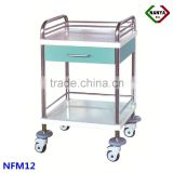 NFM12 CE ABS medical instrument hospital Surgical Instrument Table