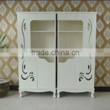 Fashion wardrobe design styles best cabinet cheap armoire hign quality sideboard wooden DIY cloth cabinet