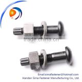 High quality Special Grade 8 Bolt and hexagonal nut