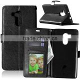 flip leather business card case branded phone cases cover for huawei ascend mate 8 leather case