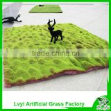 artificial moss christmas decoration (LY-Q001)