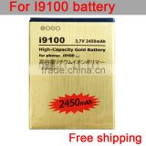 Hot sell Golden Replacement Battery EB-F1A2GBU for Samsung Galaxy S2 9062/ i847/ i9100/ i9101/ i9105/ i9050/ i9188 battery