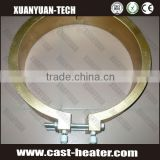 Casting Copper Barrel Heaters Band Heater