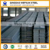 Structural building steel flat bar, galvanized steel flat bar, Hot Rolled Mild Carbon Flat Steel Bar