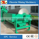 CTB iron sand magnetic separator used in mining wet or dry process