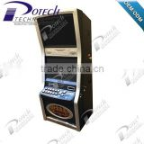 2016 hot selling Casino game machine coin operated gambling machine slot machine duocaiduofu