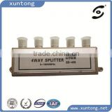 xuntong BNC connector video splitter 4way splitter