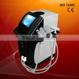 Pigment Removal 2013 Tattoo Equipment Beauty 10MHz Products E-light+IPL+RF For Electric Screwdriver Power Controller