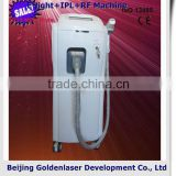 www.golden-laser.org/2013 New style E-light+IPL+RF machine uv disinfection cabinet beauty instrument
