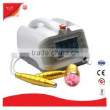 portable handheld soft 650nm bio laser therapy apparatus rehabilitation pain treatment acupuncture