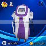 Top sale!! Professional 7s weight loss device by vacum RF cavitation
