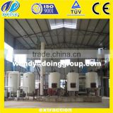 Plant Oil Extraction Machines/leaching workshop/oil seed solvent extraction plant/castor beans Oil Extraction machinery