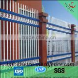 Competitive price wrought iron fence gate/cheap house fence and gates/Ornamental Wrought Iron Fence Models Design