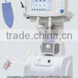 "MCV-3020B 10.4"" Display Air Compressor Support Flow-time Invasive Mechanical Breathing Ventilator"