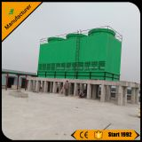 JIAHUI FRP good cooling effect fiberglass 300 ton three parallel square conuter flow cooling tower