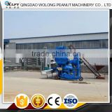 Hot sale peanut decorticating fiber shelling machine