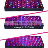 New Gaea 1200w dimmable led grow light iron Lamp Body Material and full spectrum 13 bands adjustable Color