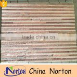 Light red interior wall cladding stack slate waterfall stone NTCS-C025Y