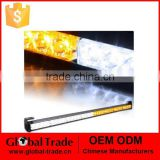 32Led 90CM long Bar Amber Light Bar Car Dash Strobe Flashing Emgergency Warning Police Fireman Daytime Work Lamp Light A1930